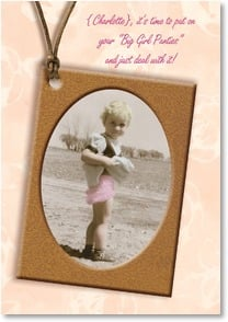 Birthday Card - It's just another Birthday! | Maggie Mae Sharp | 2000715-P | Leanin' Tree