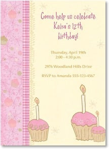 Birthday Invitation - Come help us celebrate! | Intrinsic by Design&amp;reg; | 2000795-P | Leanin' Tree