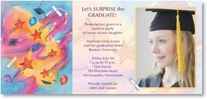 Graduation Announcement - Celebrate! | Lynnea Washburn | 2000856-P | Leanin' Tree