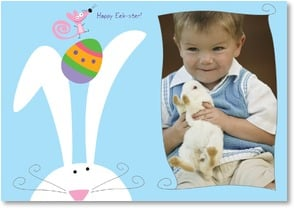 Easter Card - Happy Eek-ster & a day full of smiles! | Brenda Sexton | 2001029-P | Leanin' Tree