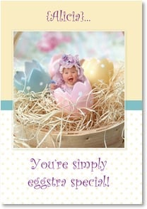 Easter Card - And That's No Yolk! | Valerie Tabor Smith | 2001036-P | Leanin' Tree