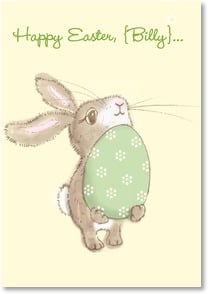 Easter Card - All The Joy Your Heart Can Hold | Mandy Sutcliffe | 2001037-P | Leanin' Tree