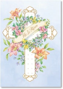 Easter Card - May the Son shine; Psalm 119:105 | Designs by Current | 2001383-P | Leanin' Tree