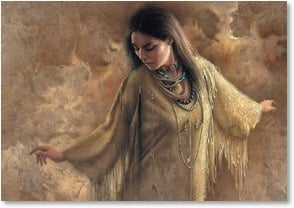 Birthday Card - You are a timeless beauty | Lee Bogle | 2001467-P | Leanin' Tree