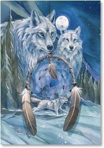 Birthday Card - One can never have too wild a dream | Jody Bergsma | 2001470-P | Leanin' Tree