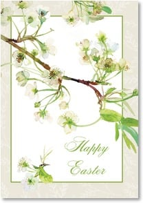 Easter Card - Joy to You and Yours | Gail Flores | 2001660-P | Leanin' Tree