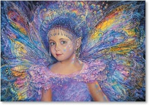 Birthday Card - May your heart always be young... | Josephine Wall | 2001717-P | Leanin' Tree