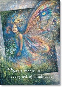 Appreciate You Card - An Act of Kindness | Josephine Wall | 2001721-P | Leanin' Tree