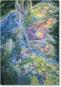 Birthday Card - ...more magical because you're in it. | Josephine Wall | 2001722-P | Leanin' Tree
