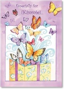 Birthday Card - Sweet Surprises to Color Your World | Tracy Flickinger | 2001921-P | Leanin' Tree