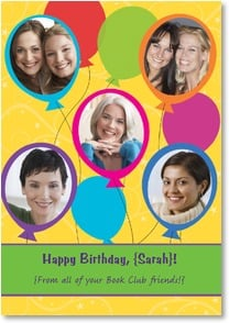 Birthday Card {Name} - We wish you a joyful day! | LT Studio | 2001997-P | Leanin' Tree