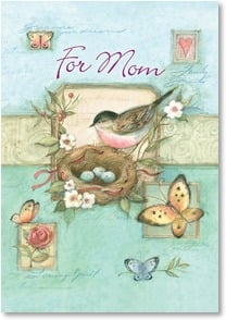 Mother's Day Card - May today be filled with joy | Susan Winget | 2002046-P | Leanin' Tree