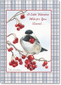 Valentine's Day Card - It Comes with a Whole Lot of Love! | Sherri Buck Baldwin | 2002080-P | Leanin' Tree