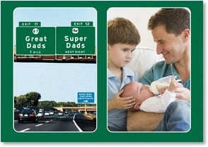 Father's Day Card - All roads lead to you! | Dare to Laugh™ | 2002090-P | Leanin' Tree