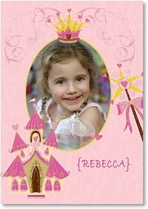 Birthday Card {Name} - Wishing You A Fairy Tale Birthday  | Lori Siebert | 2002238-P | Leanin' Tree
