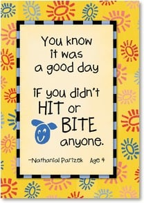 Birthday Card - People your age get really grumpy without a nap! | Kate Harper | 2002327-P | Leanin' Tree
