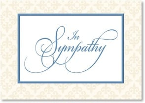 Sympathy Card - Wishing you comfort | LT Studio | 2002392-P | Leanin' Tree