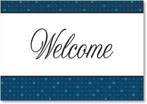 Welcome Card - We're glad to have you on the team! | LT Studio | 2002394-P | Leanin' Tree