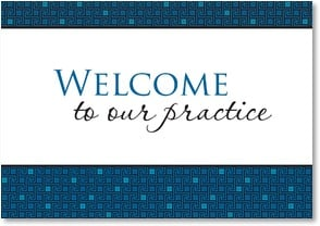 Welcome Card - You can count on us to care | LT Studio | 2002395-P | Leanin' Tree