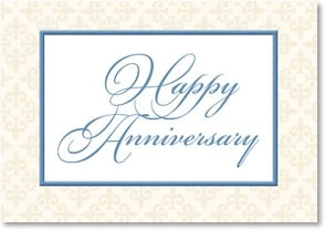 Anniversary Card - Employment - We sincerely appreciate your dedication | LT Studio | 2002400-P | Leanin' Tree