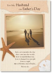 Father's Day Card - That's what Father's Day is all about | Getty Images | 2002612-P | Leanin' Tree