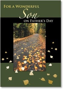 Father's Day Card - Raising a family is like... | Masterfile Corporation | 2002623-P | Leanin' Tree