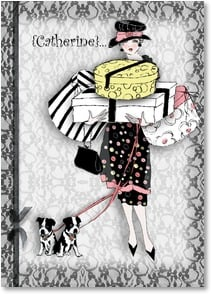 Birthday Card {Name} - Hoping You Have a Luxurious Birthday! | Kathleen Francour | 2002659-P | Leanin' Tree