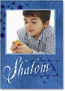 Hanukkah Card - Wishing you a Happy Hanukkah | LT Studio | 2002673-P | Leanin' Tree