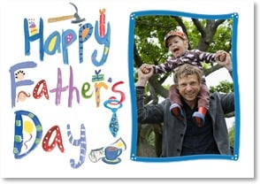 Father's Day Card - May your day be as special as you are! | Marianne Richmond | 2002685-P | Leanin' Tree