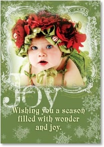 Christmas Card - MERRY CHRISTMAS!!! | Valerie Tabor Smith | 2002738-P | Leanin' Tree