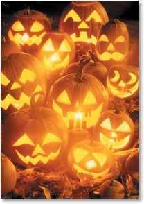 Halloween Card - Hope your Halloween is all smiles! | Harvey Gariety | 2002739-P | Leanin' Tree