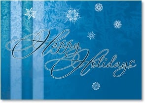 Holiday Card - Business - We wish you all the best | LT Studio | 2002790-P | Leanin' Tree