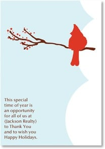 Holiday Card - Business - This time of year is an opportunity... | LT Studio | 2002825-P | Leanin' Tree