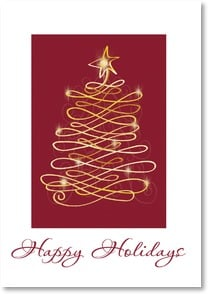 Holiday Card - Season's Greetings and Best Wishes | LT Studio | 2002834-P | Leanin' Tree