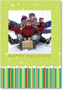 Holiday Card - Season's Greetings & New Year's Wishes | LT Studio | 2002835-P | Leanin' Tree