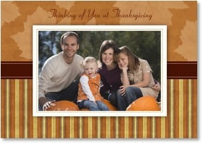 Thanksgiving Card - Thinking of You at Thanksgiving | LT Studio | 2002929-P | Leanin' Tree