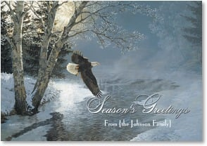 Holiday Card {Name} - Beauty in Every Moment of your Season | Persis Clayton Weirs | 2002963-P | Leanin' Tree