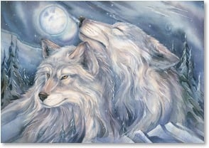 Christmas Card - To the one who warms my heart... | Jody Bergsma | 2002968-P | Leanin' Tree