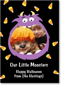 Halloween Card - Our Little Monsters | LT Studio | 2003134-P | Leanin' Tree