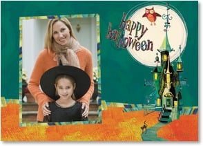 Halloween Card - From you-know-whoooo! | Robbin Rawlings | 2003474-P | Leanin' Tree