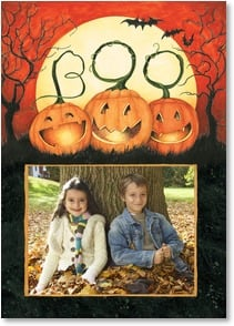 Halloween Card - Sending smiles your way! Happy Pumpkin Day | Susan Winget | 2003479-P | Leanin' Tree