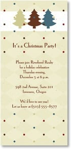 Christmas Invitation - It's a Christmas Party! | LT Studio | 2003587-P | Leanin' Tree