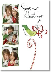 Holiday Card - All the little things that make you smile1 | Anne Keenan Higgins | 2003635-P | Leanin' Tree