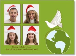 Holiday Card - Sending hope and peace. | WitSend™ | 2003637-P | Leanin' Tree