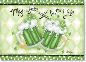 St. Patrick's Day Card - Irish you a Happy St. Patrick's Day | LoriLynn Simms | 2003736-P | Leanin' Tree