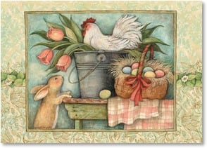 Easter Card - May every little thing about Easter bring joy. | Susan Winget | 2003752-P | Leanin' Tree