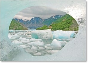 Blank Card - Glacier Bay National Park - Alaska | John Fielder | 2003846-P | Leanin' Tree