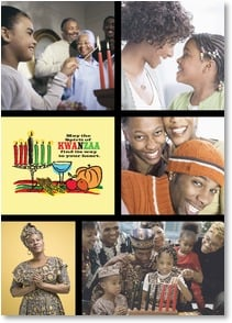 Kwanzaa Card - The Spirit of Kwanzaa | LT Studio | 2004086-P | Leanin' Tree