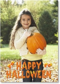 Halloween Card - Hope your Halloween is sweet as can be! | LT Studio | 2004170-P | Leanin' Tree