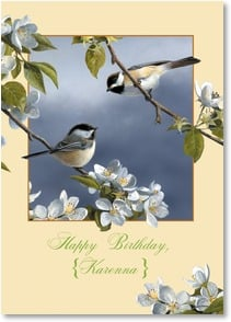 Birthday Card {Age} - The wonders of nature. | Robert Hautman | 2004321-P | Leanin' Tree